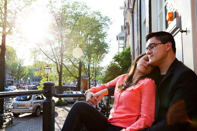 Dicas românticas de Amsterdam