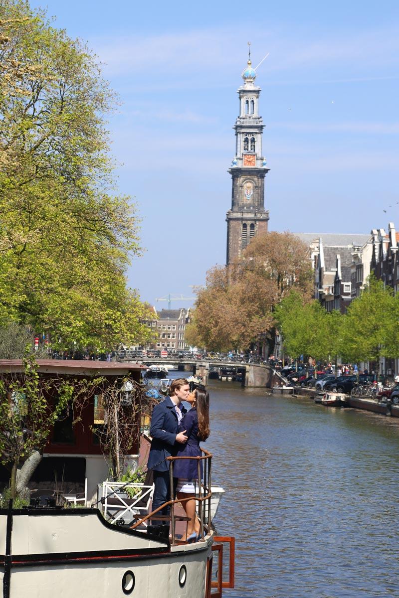 Book casal Amsterdam