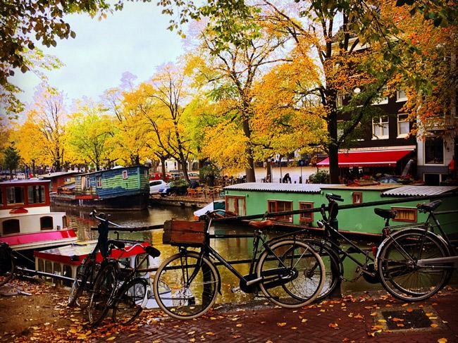 Romantico Amsterdam: Utrechtsestraat