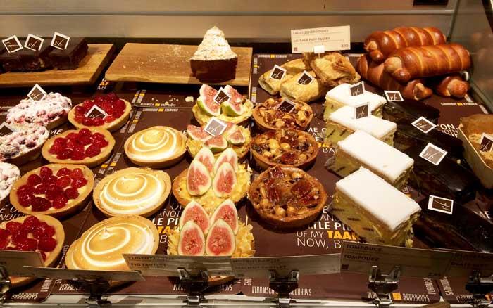 Café da manhã em Amsterdam
