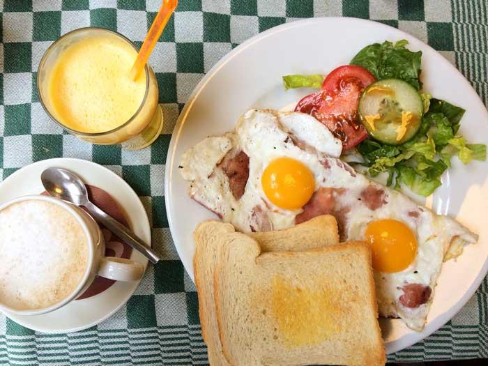Café da manhã em Amsterdam: onde tomar