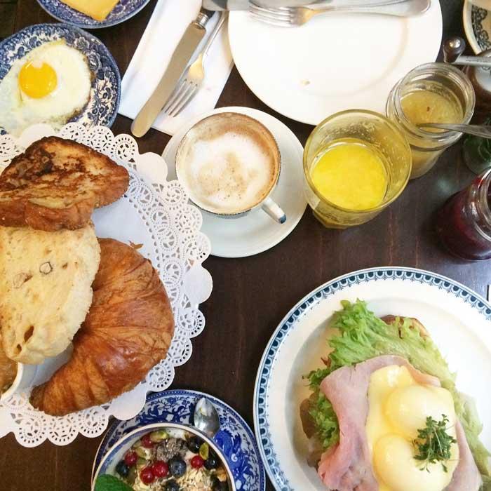 Onde tomar café da manhã em Amsterdam: Gartine