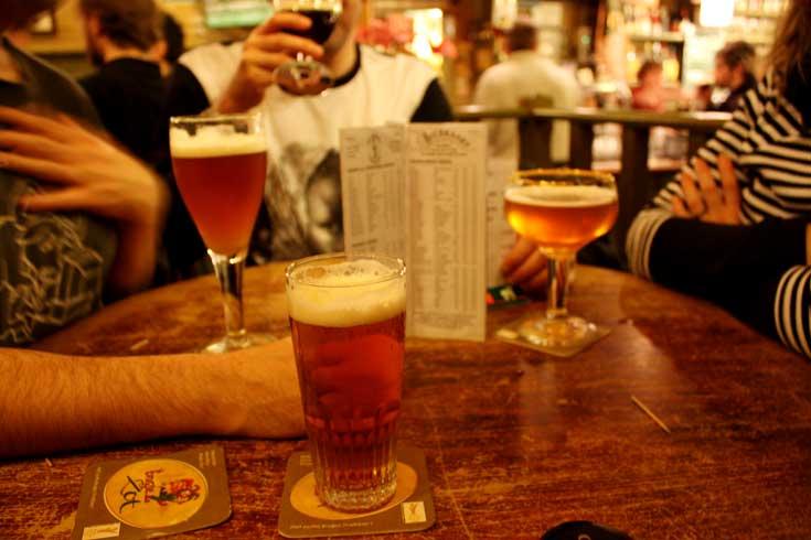 Cervejas em Amsterdam: melhores pubs
