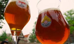 Cerveja em Amsterdam!