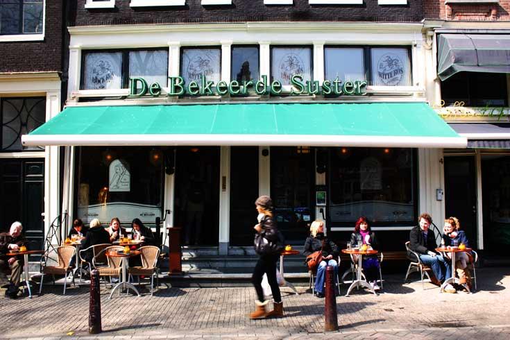 De Bekeerde Suster em Amsterdam