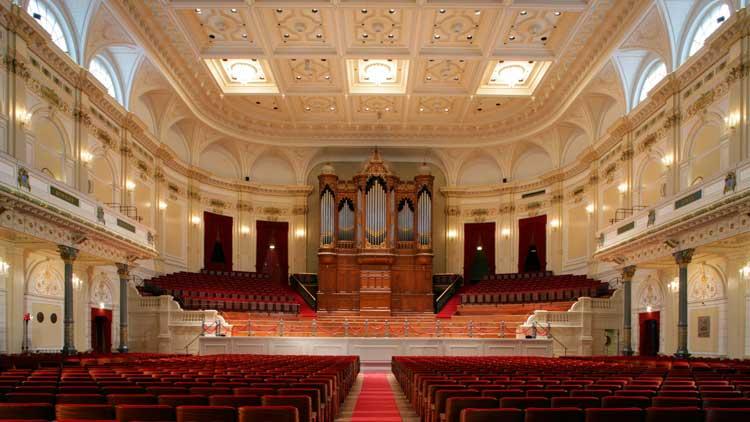 O que fazer em Amsterdam: Concertgebouw