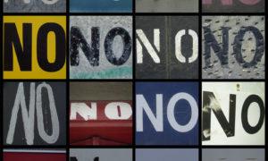 Aprendendo a dizer não na Holanda