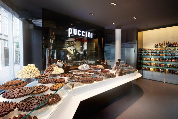 Melhor chocolate de Amsterdam
