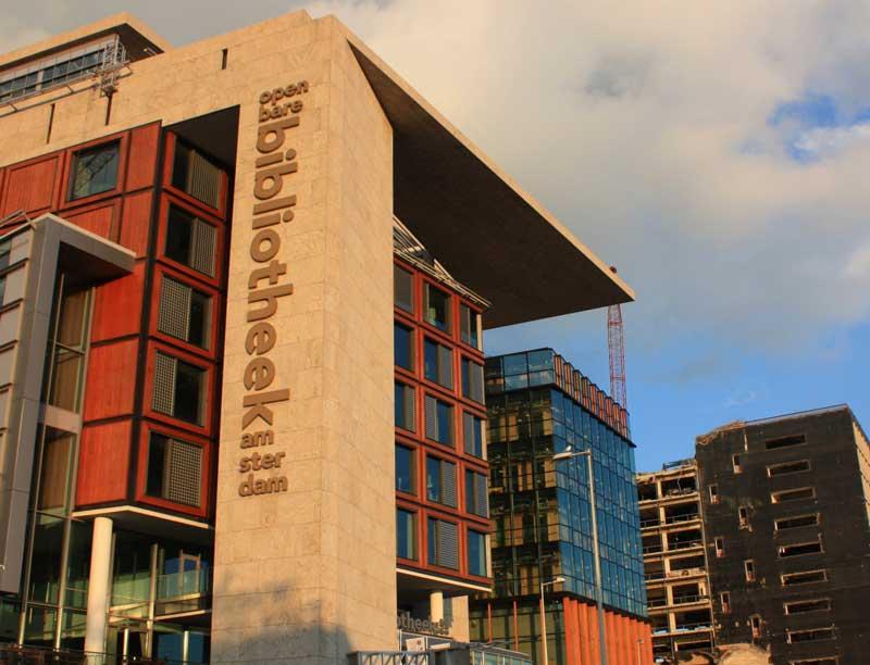 Biblioteca Amsterdam
