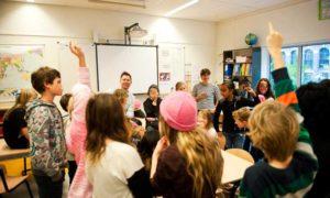 Como funciona a escola básica (ensino fundamental e médio) em Amsterdam