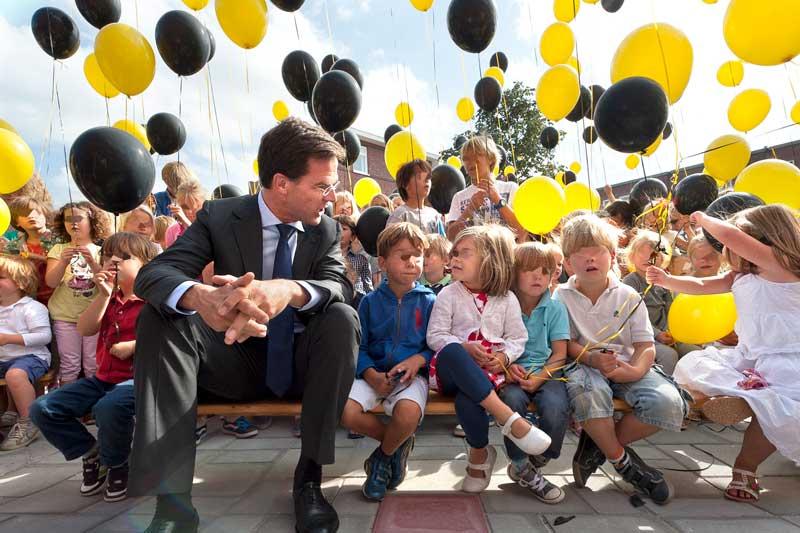 Escola primária e ensino fundamental na Holanda