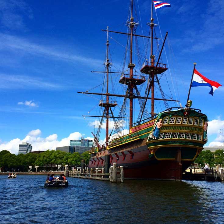 Invenções holandesas: VOC