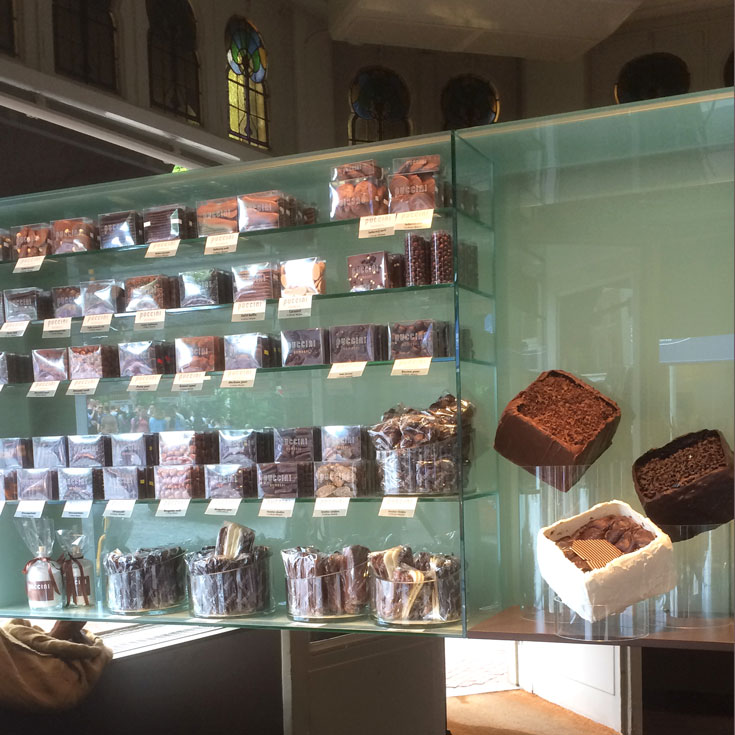 Puccinni Bomboni: Excelente chocolateria artesanal em Amsterdam