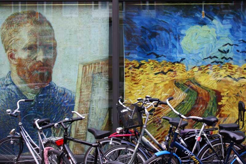 O que fazer em Amsterdam no inverno: Museu do Van Gogh