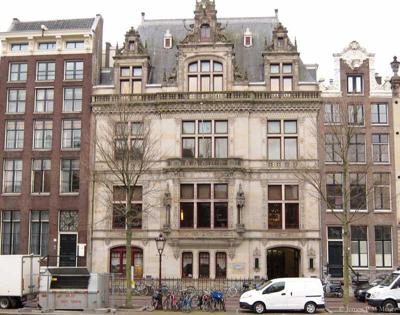 Huis Nienhuys by Jeroen Meijer