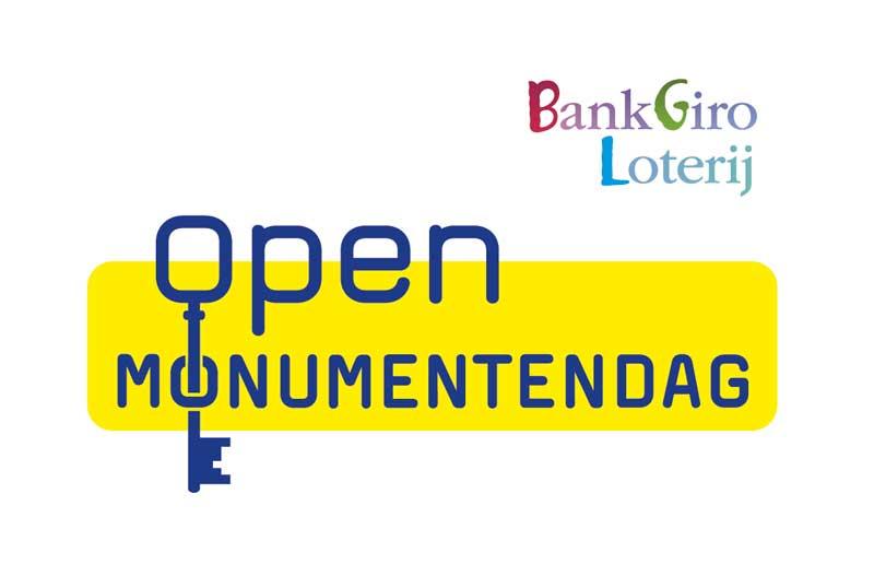 BankGiro Loterij Open Monumentendag logo
