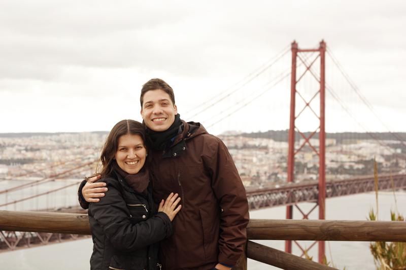 Guias brasileiros em Lisboa