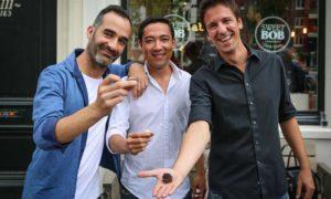 Sweet Bob: o brigadeiro vira cidadão do mundo no coração de Amsterdam
