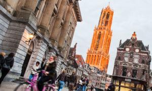O que fazer em Utrecht: vista e história na Torre da Catedral de Utrecht