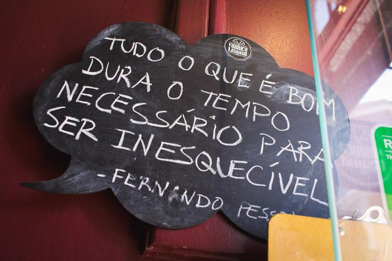 Roteiro romântico em Lisboa