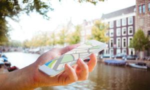 Os melhores apps para você curtir Amsterdam no mobile
