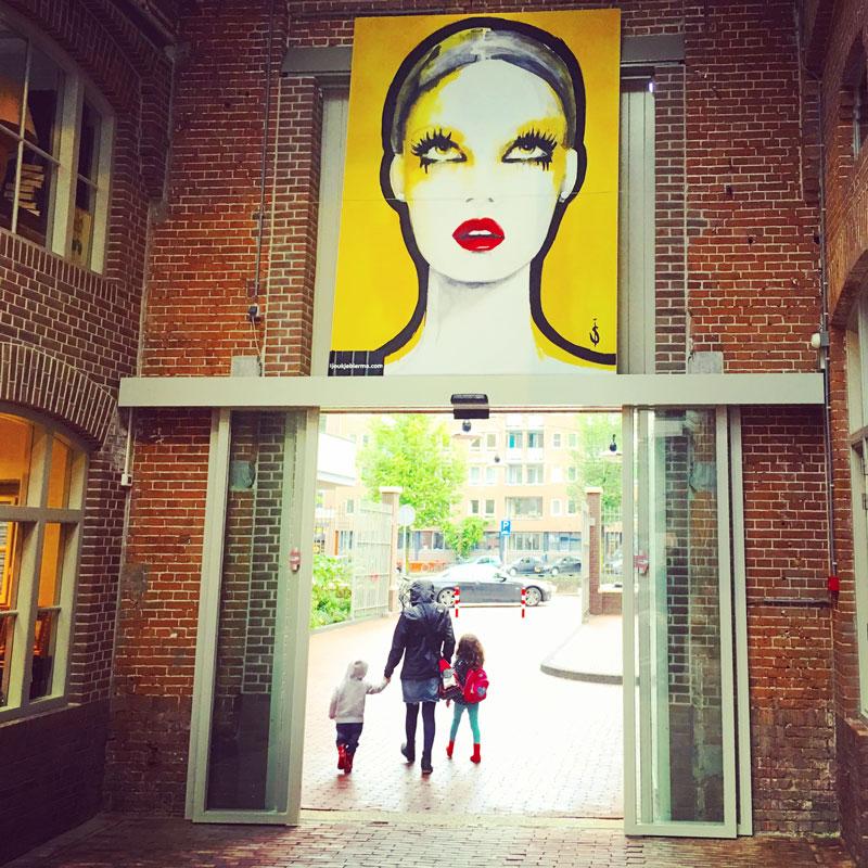 Dicas locais de Amsterdam: De Hallen