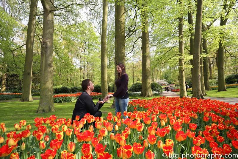 Fotógrafa em Amsterdam