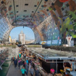 10 motivos para visitar o Markthal em Rotterdam