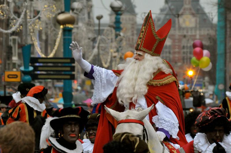 O que fazer em Amsterdam em novembro: a chegada do Sinterklaas
