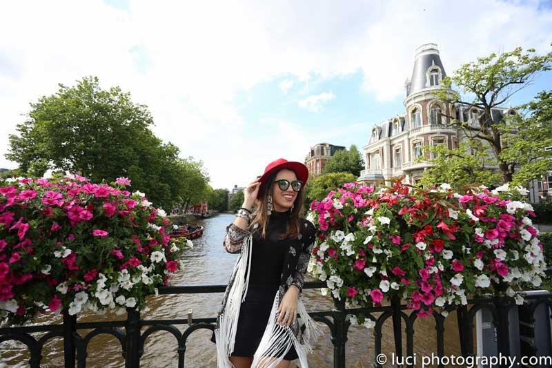 Tour fotográfico em Amsterdam com fotógrafa brasileira