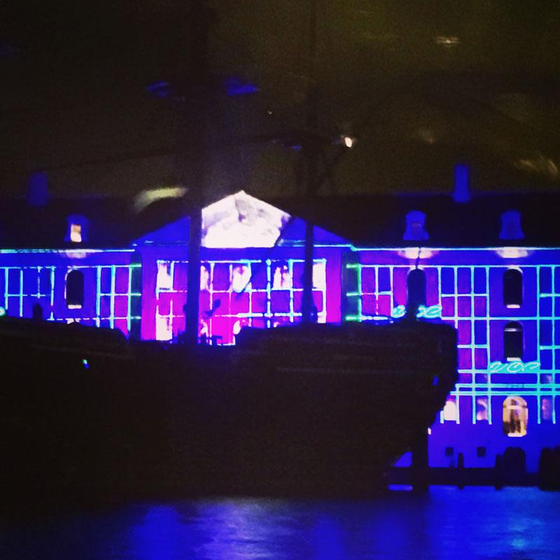 Passeio de barco pelo Festival das Luzes de Amsterdam