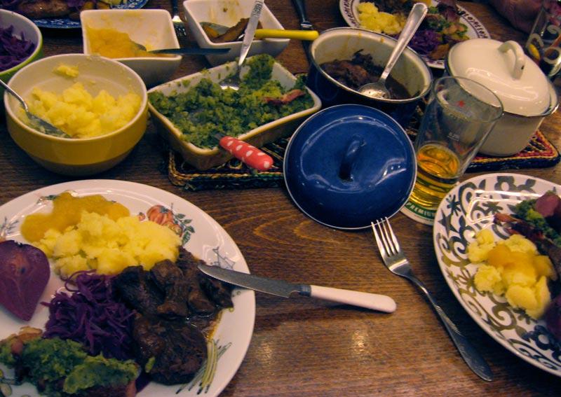 Restaurante em Amsterdam
