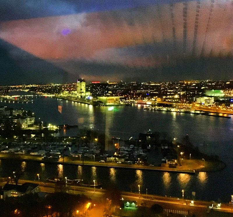 O que fazer em Amsterdam: Festival das Luzes