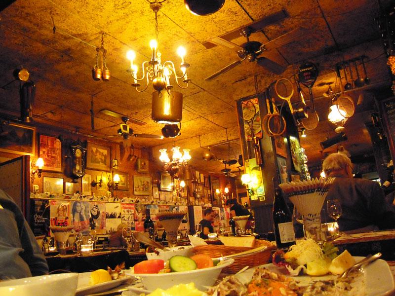 Onde passar o Natal e Ano novo em Amsterdam: Restaurante em Amsterdam