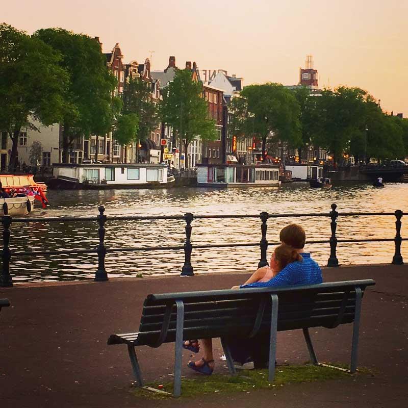 Clima em Amsterdam