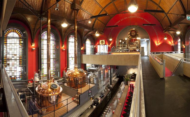 Cervejaria perto de Amsterdam