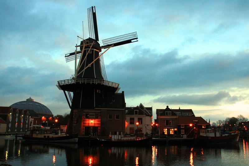 Cidades para visitar perto de Amsterdam: Haarlem
