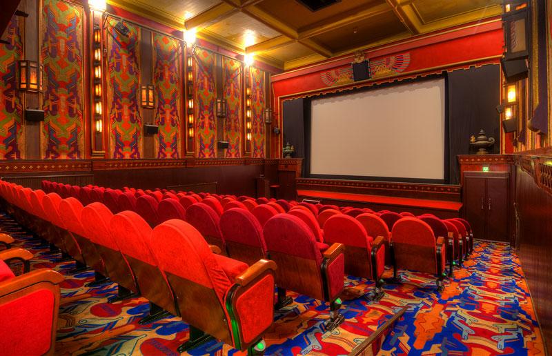 Cinema aem Amsterdam
