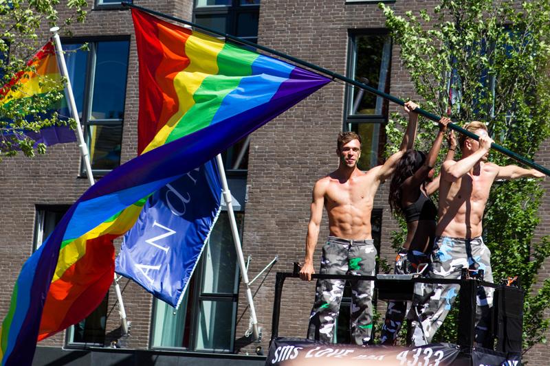 Parada Gay de Amsterdam