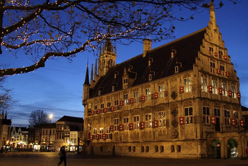 Cidades para visitar perto de Amsterdam: Gouda