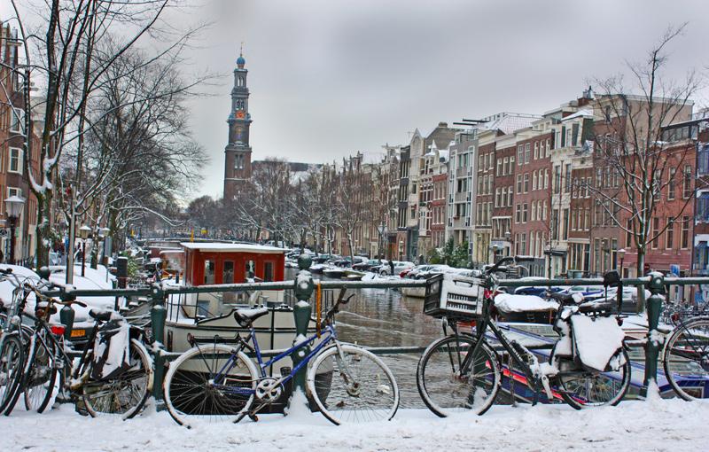 Pontos turísticos em Amsterdam: Jordaan