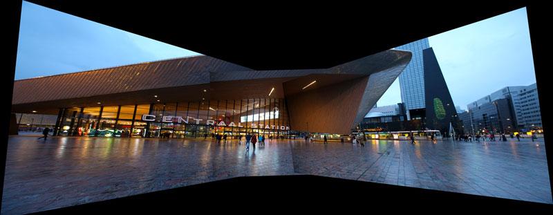 : Cidades para visitar perto de Amsterdam: Arquitetura em Rotterdam
