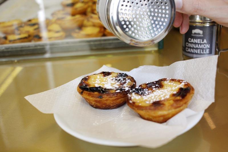 Comidas típicas de Portugal: Pastel de Nata
