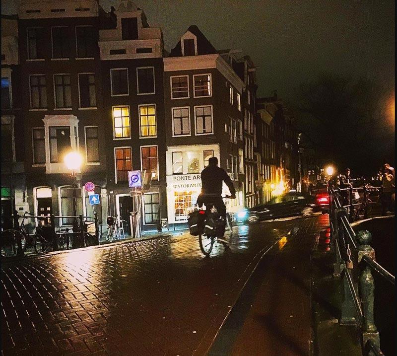 Dicas para andar de bicicleta em Amsterdam