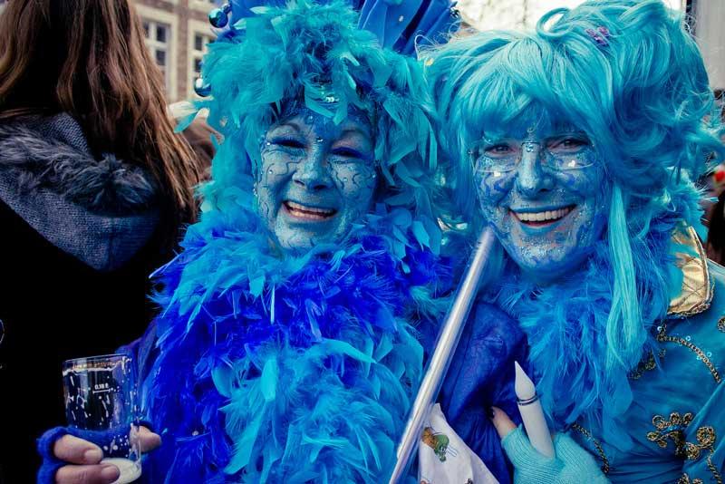 Carnaval na Holanda