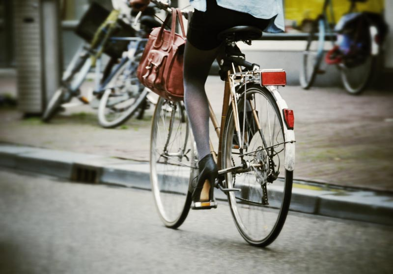 Dica para andr de bicicleta em Amsterdam: como pedalar