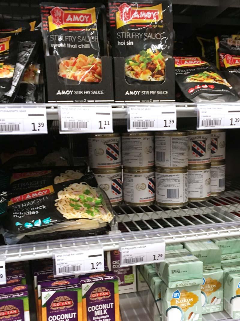 Supermercado na Holanda: onde achar produtos brasileiros