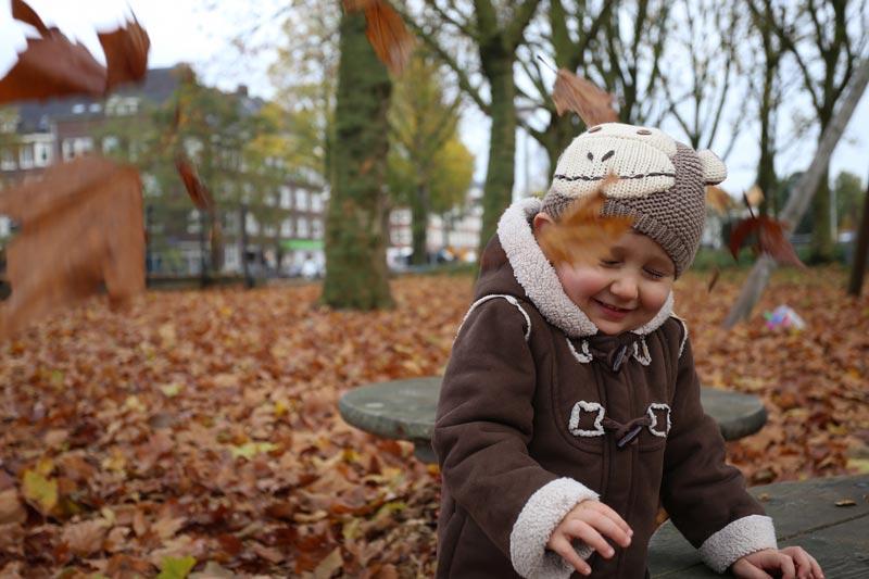 Amsterdam com crianças: parques