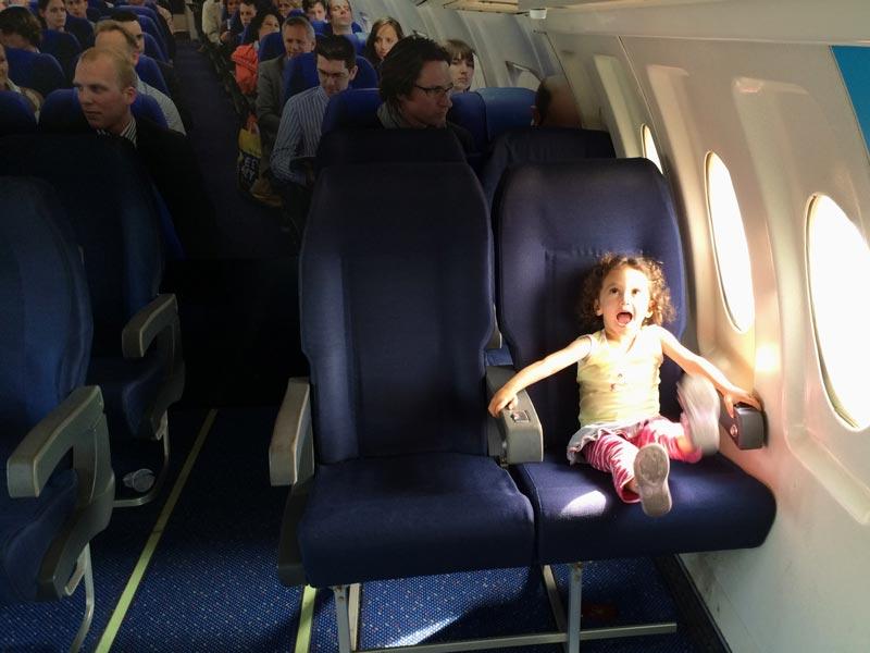 Amsterdam para crianças: Aeroporto