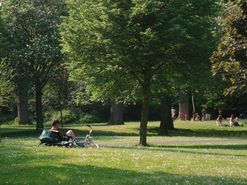 Parques em Amsterdam: Beatrixpark